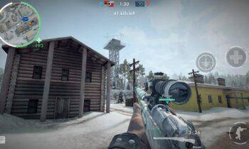 Top game bắn súng trên mobile hay nhất hiện nay