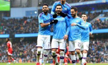 Manchester City – Đại Gia có Đội Hình Đỉnh Nhất Tại Anh