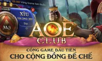 Aoe Club – Cổng game slot quay hũ sang trọng số 1